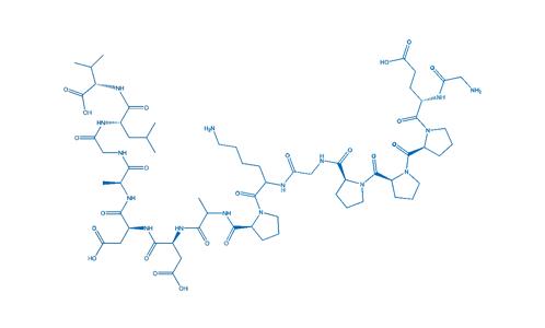 BPC-157 Estructura