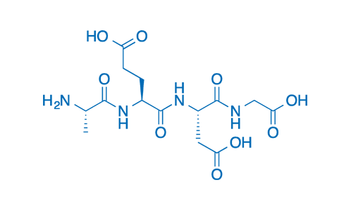 Epithalon Estructura Quimica