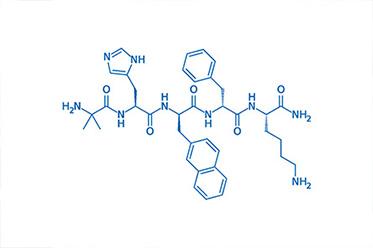 Ipamorelin Estructura Quimica